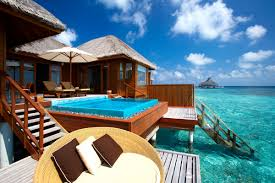 10 amazing over water bungalows you must see haute d u0027 vie