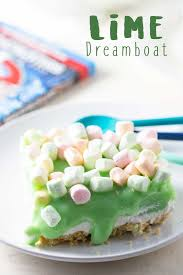 lime dreamboat dessert eazy peazy mealz