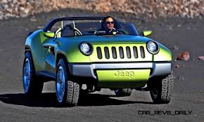 new jeep renegade concept 2008 jeep renegade concept