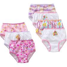 bubble guppies toddler girls underwear 7 pack walmart com