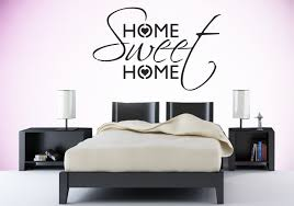 home sweet home vintage shabby chic mylar painting wall art