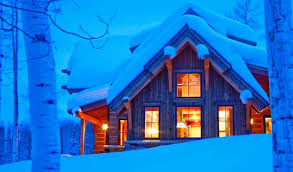 Winter House Beautiful Houses Beautiful Winter Scenery Youtube
