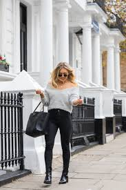 black friday swing set street style in london the gucci swing bag fluffy jumper and the