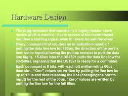 hardware design proposal digital temperature gauge project proposal ece 4330 patricia