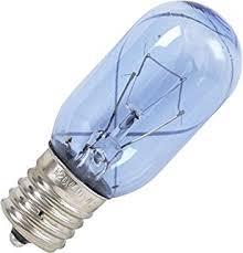 kenmore refrigerator light bulb amazon com frigidaire kenmore light bulb l blue automotive