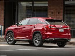 lexus hybrid sport car lexus rx 450h f sport 2016 pictures information u0026 specs