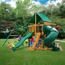 outdoor costco playset gorilla playsets costco swing set