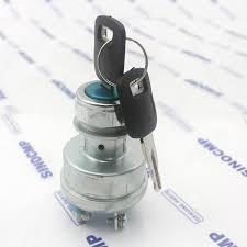 amazon com sinocmp 237 3530 2373530 excavator ignition switch 4