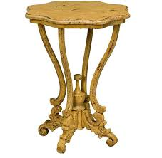 Yellow Side Table 20 Wear And Tear Appeal Of Shabby Chic Accent Table Home Design