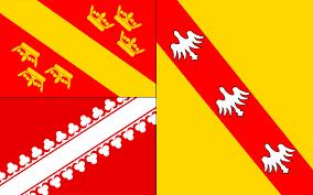 Bohemia Flag Elsaß Lothringen Groß Deutschland Alternative History Fandom