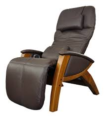 Recliner Massage Chairs Leather Svago Sv410 Benessere Zero Gravity Leather Recliner Chair