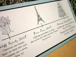wedding invitations timeline cheap custom wedding invitations iloveprojection