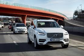 volvo uk volvo launches autonomous driving programme autocar