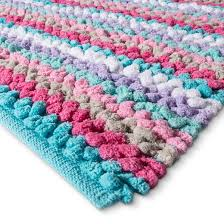 loopy chenille scatter rug 30