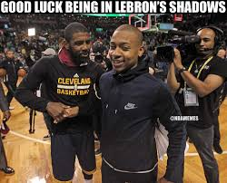 Kyrie Irving Memes - the internet hilariously reacts to kyrie irving isaiah thomas trade