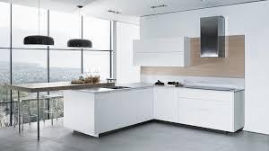 weiße küche mit holz küchen rolf schubiger
