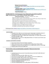 Cad Designer Resume Sample Resume Pcb Design Engineer Resume Ixiplay Free Resume Samples