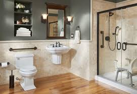 wheelchair accessible bathroom design better living design in the bath