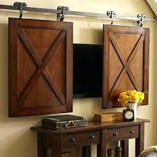 Media Cabinet With Sliding Doors Modern Wall Mounted Cabinets Foter Wall Media Cabinet Wall Mounted