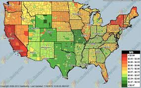 map us gas prices january 2010 jimdoty