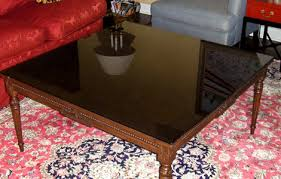 glass top to protect wood table glass top wood furniture american glass top