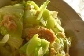 comment cuisiner du chou blanc recette de chou blanc au thon la recette facile
