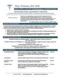 ex of nurse resume skills summary list clinical experience on nursing resume google search nursing