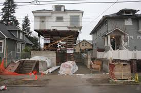 West Seattle Wa New Home Remodeling Addition Contractor by Going Up House Lifting 101 Model Remodel
