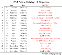 then and now the holidays of singapore remember singapore