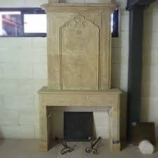 old fireplace dismantled in nancy a french cultural asset passport