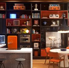 Retro Kitchen Design by Kitchen Design Concepts With Retro Refrigerators That Steal The