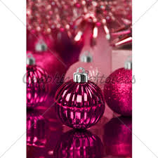 purple decorative ornaments with background gl