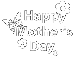 Turn Pictures Into Coloring Pages App 243 Free Printable Mother U0027s Day Coloring Pages