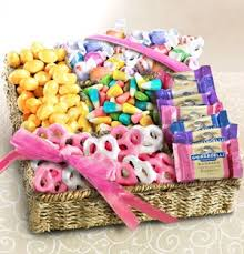 Snack Gift Baskets 67 Best Snacking Gift Basket Images On Pinterest Candy Baskets