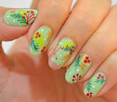 17 of the best nail art ideas for christmas beautyheaven indian
