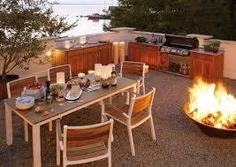 sommerküche selber bauen die outdoorküche genussvoll draußen kochen schöner wohnen