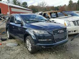 audi q7 v12 tdi for sale salvage audi q7 for sale at copart auto auction autobidmaster