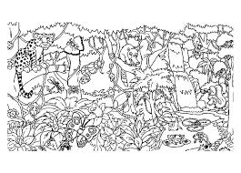 To Print This Free Coloring Page Coloring Forest Animals Click Forest Animals Coloring Pages