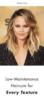low manance hair cuts with bangs for long hair low maintenance haircuts for every texture low maintenance