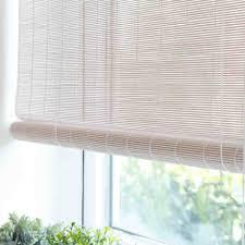Inexpensive Roman Shades Ideas Nice Bamboo Roman Shades For Window Covering Idea