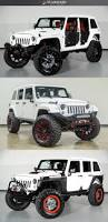 jeep lifted pink best 25 white jeep wrangler unlimited ideas on pinterest white