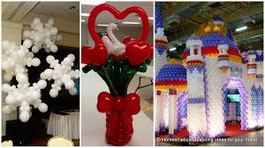 Home Balloon Decoration 17 Mind Boggling Balloon Decorating Craft Ideas Suited For Any