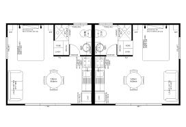 cabin floorplan open plan duplex cabins riverview family caravan park