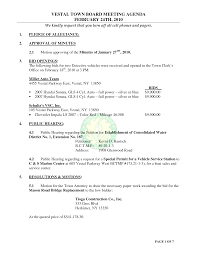 Meeting Agenda Template by Staff Meeting Agenda Template Create Professional Resumes Online