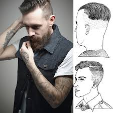 how long should hair be for undercut the history of men u0027s hair topman