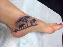 34 terrific elephant tattoos on