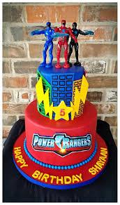 power rangers birthday cake power rangers birthday cake 2 by max cakes max cakes