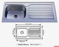 Kitchen Sink With Built In Drainboard by Kitchen Sink With Drainboard Kitchen Sink Drainboard Sink With
