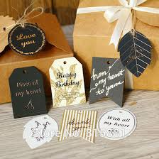 wedding gift greetings gold foil sted greetings tags thank you tag wedding favour