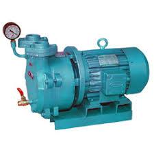 Water Ring Vaccum Pump Two Stage Water Ring Vacuum Pump Fine Tech Engineering